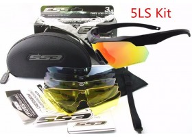 Защитные очки ESS Crossbow (5 стекол) Китай