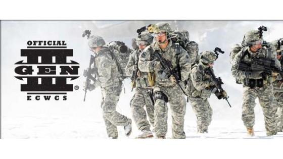 Современная одежда армии США - ECWCS Gen III